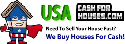 USA Cash for Houses Logo